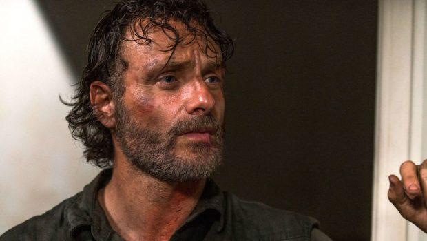 Andrew Lincoln pode deixar 'The Walking Dead' após nona temporada