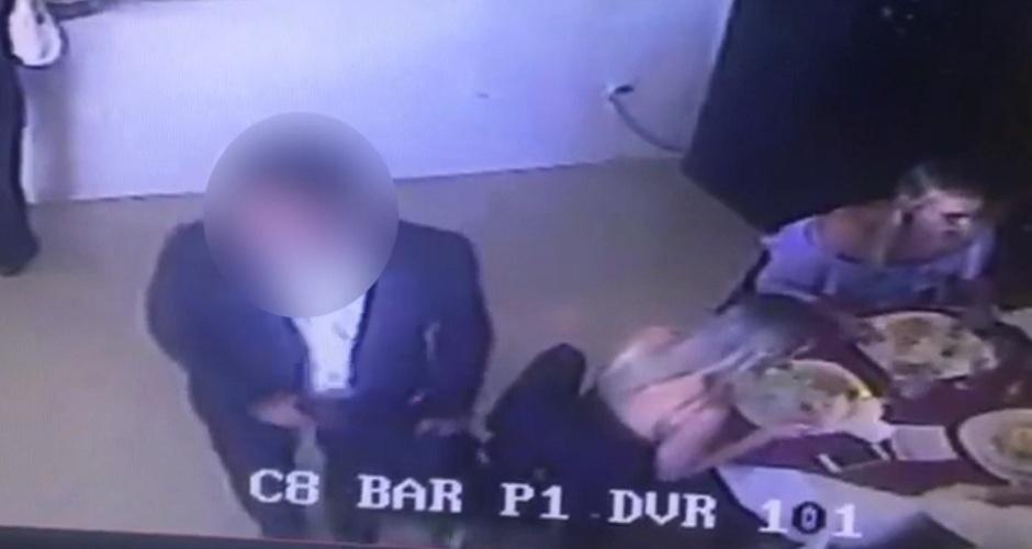 Homem entra em restaurante e furta bolsa de cliente, em Goiânia