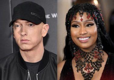 Após rumores, portal diz que Nicki Minaj e Eminem não estão namorando