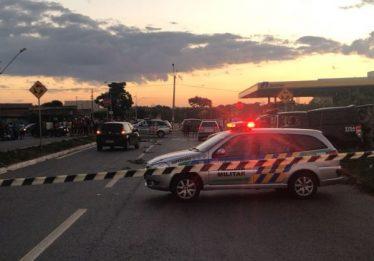 Homem é morto por dívida de drogas na Avenida Leste-Oeste, no Parque industrial João Braz
