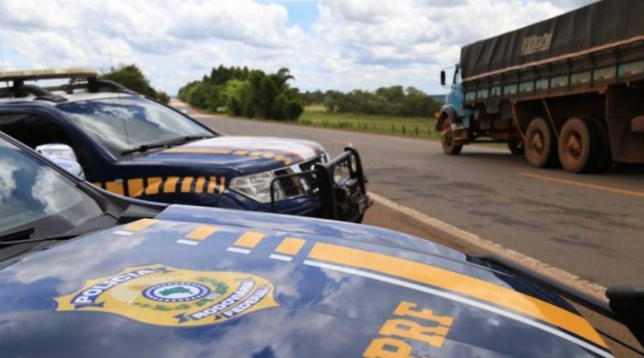 Polícia Rodoviária Federal já aplicou 349 multas que totalizam R$ 1,77 milhão