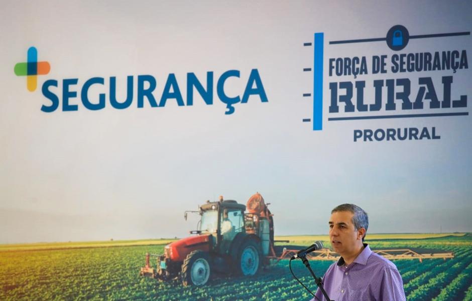 Governo de Goiás cria programa para reduzir criminalidade no campo