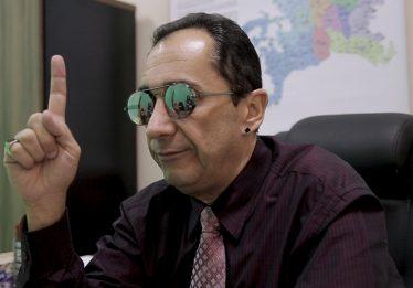 """Eu sou candidato ao Senado para derrotar o Marconi"", diz Kajuru"
