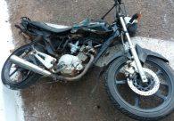 Adolescente morre após chocar motocicleta contra mureta na BR-414, em Niquelândia