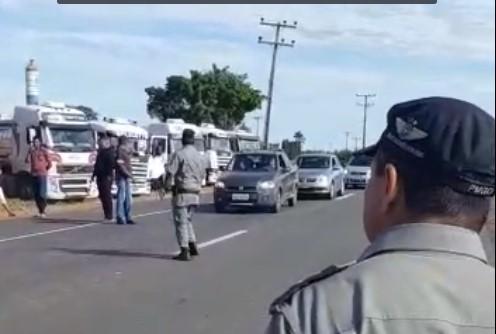 PRE: Região Sul de Goiás está com tráfego desobstruído