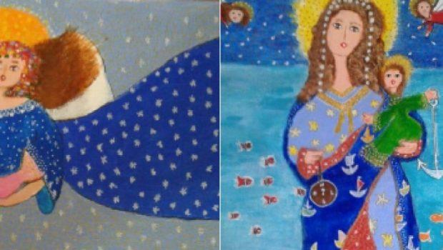 Goiânia recebe exposição Santos e Anjos, de Telma Morais, a partir deste sábado (5)