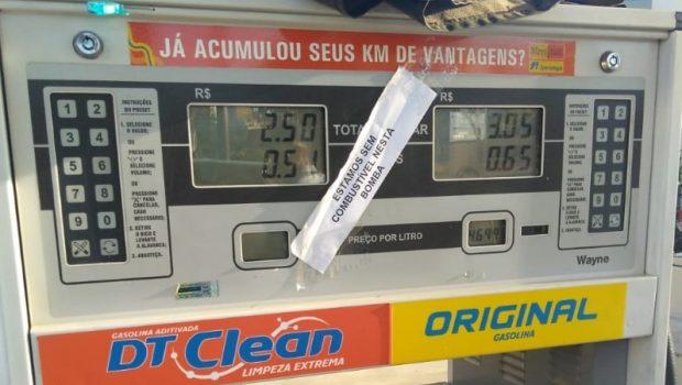 Greve dos caminhoneiros reflete em falta de combustível no interior de Goiás