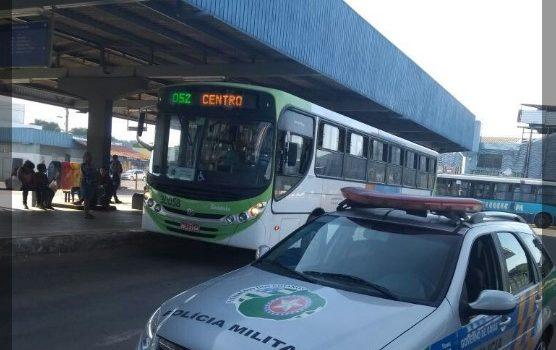 Cartilha orienta usuários a denunciarem crimes praticados em terminais de ônibus