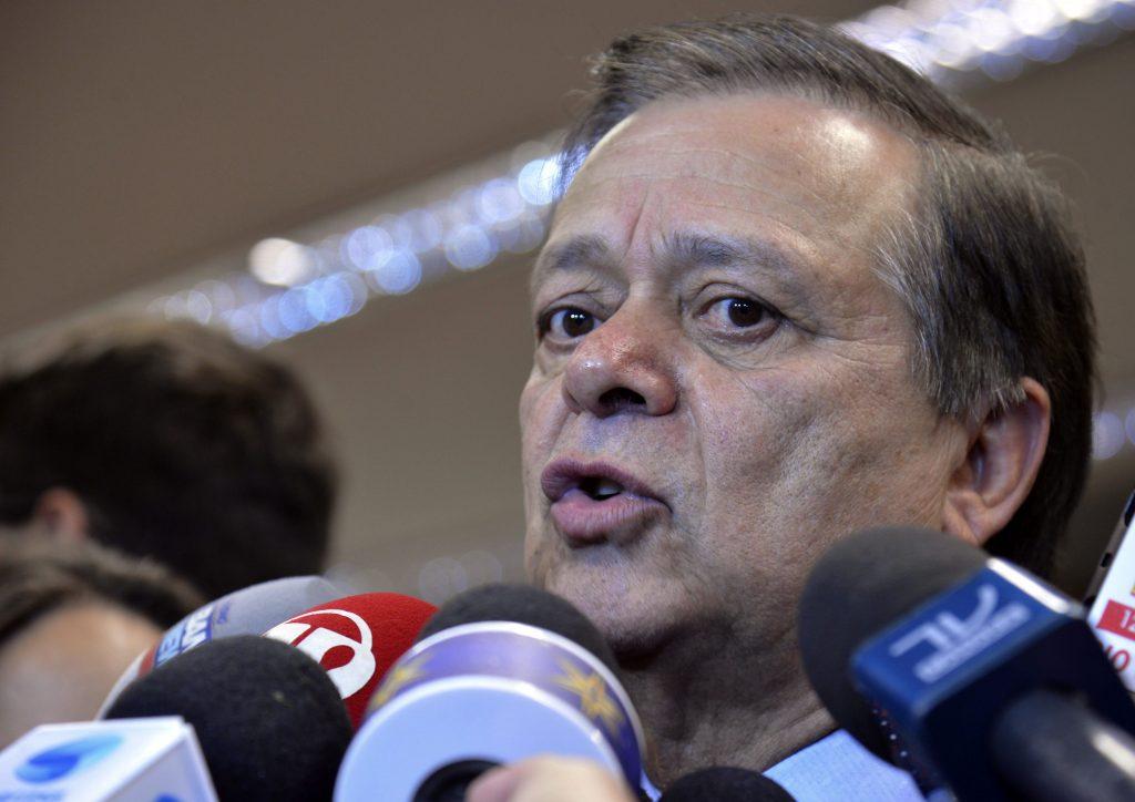 Jovair Arantes é alvo de operação que apura fraudes em concessões no MTE