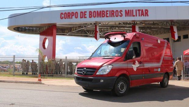 Corpo de Bombeiros promove oficina de primeiros socorros nesta quinta-feira (03), em Goiânia