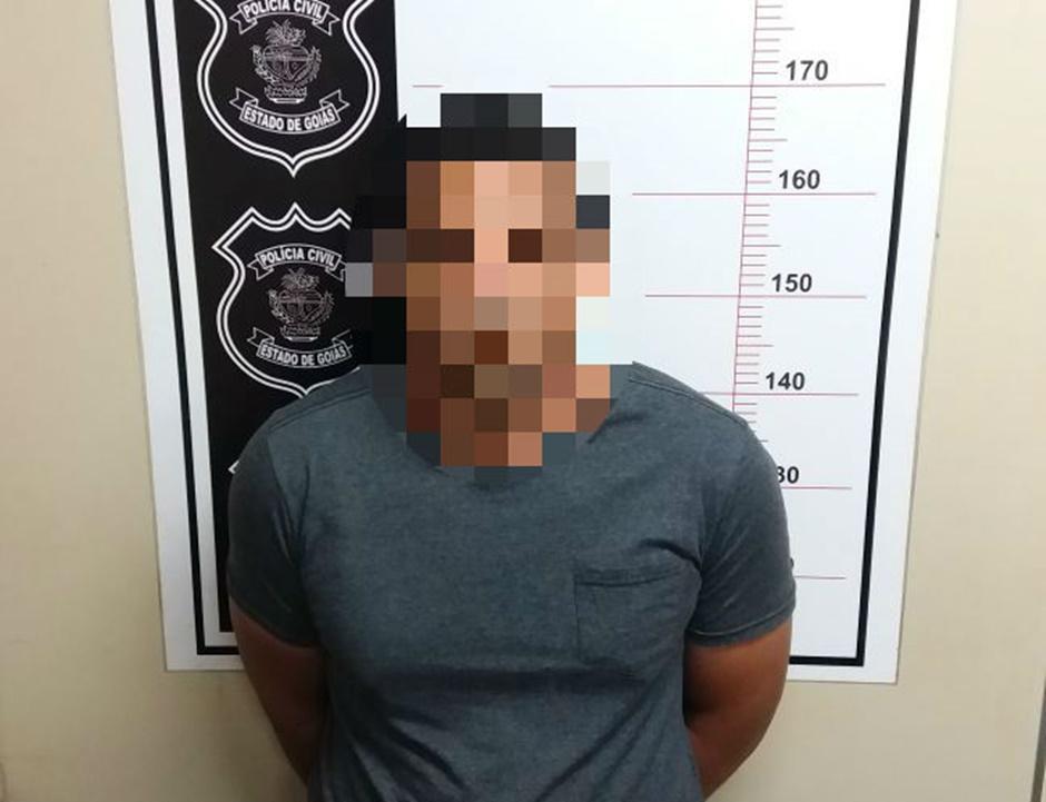Pai é preso suspeito de estuprar filha de 5 anos em Itumbiara