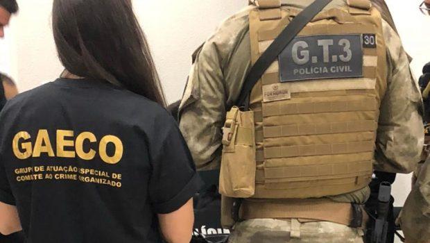 MP deflagra operação contra grupo que abastecia com armas e drogas penintenciária em Aparecida de Goiânia