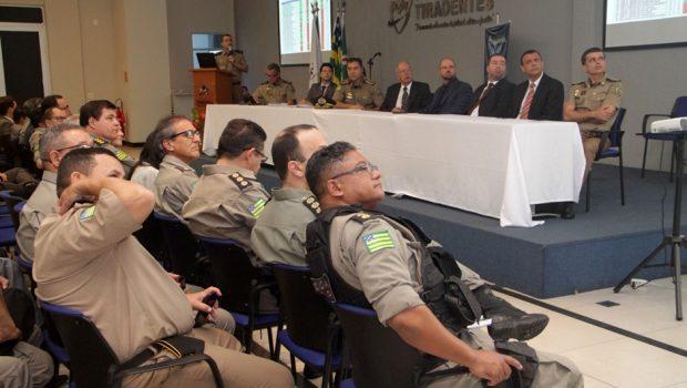 SSP discute novas estratégias para reduzir a criminalidade
