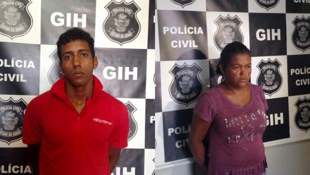 Casal é preso suspeito de assassinar homem e sacar R$19 mil de sua conta