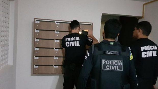Operação da Polícia Civil prende quadrilha especializada em crimes cibernéticos em Goiás