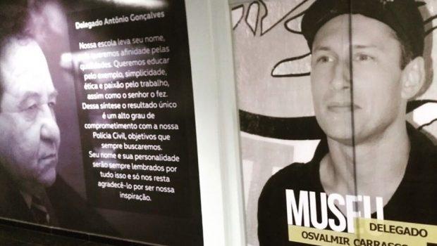 Goiânia sedia primeiro museu da Polícia Civil em Goiás