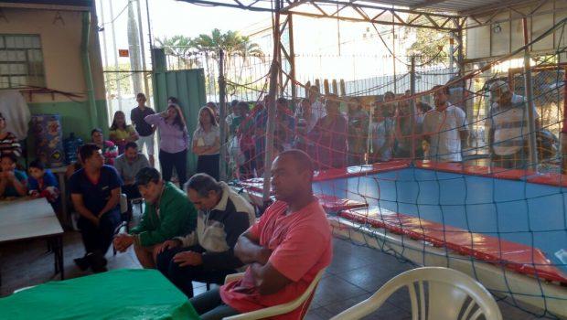 Sem repasse da prefeitura, Creche São Judas Tadeu deve suspender atividades em Goiânia