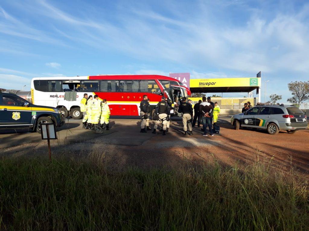 Tentativa de assalto a ônibus deixam um PM e dois bandidos mortos