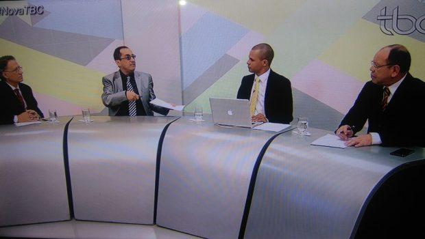 Em entrevista à TBC, Kajuru declara que pode ser candidato ao Governo de Goiás