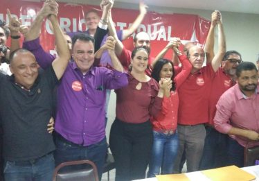 PT define pré-candidatos a governador e a senador por Goiás