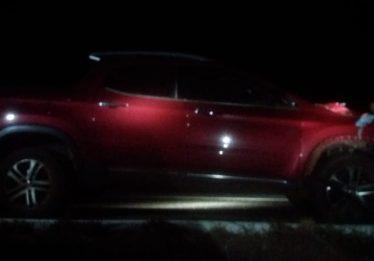 Mulher morre atropelada na BR-414, em Niquelândia