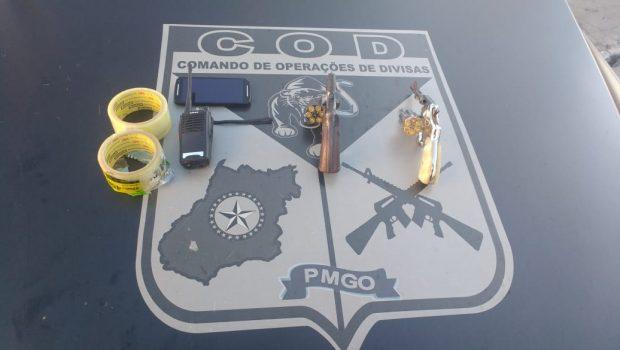 Após assaltar boate em Catalão, três suspeitos morrem em confronto com policiais militares