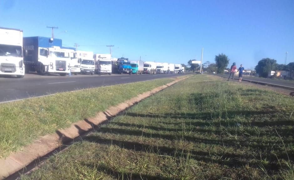 Justiça determina que estradas em Goiás não sejam bloqueadas, decisão não impede manifestações