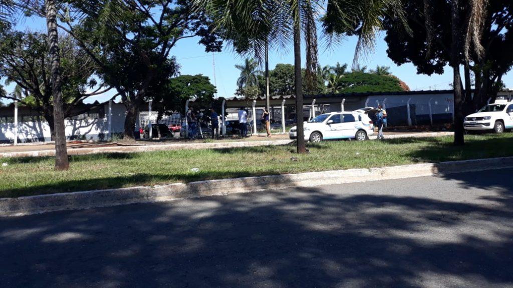 Incêndio no Centro de Internação deixa nove mortos em Goiânia