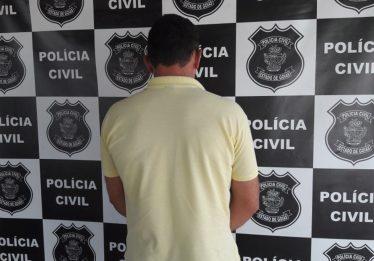 Homem é preso suspeito de abusar sexualmente de três filhas, em Itaberaí