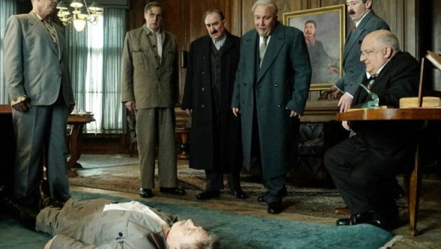 'A Morte de Stalin' ganha trailer cômico