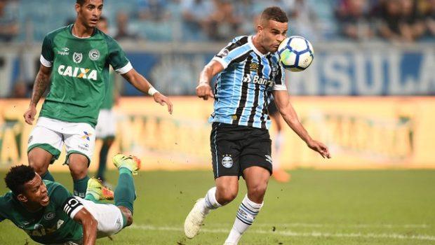 Goiás perde mais uma vez para o Grêmio e é eliminado da Copa do Brasil