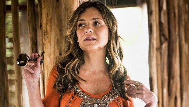 'Carminha aprendeu tudo com Laureta', diz Adriana Esteves sobre nova vilã