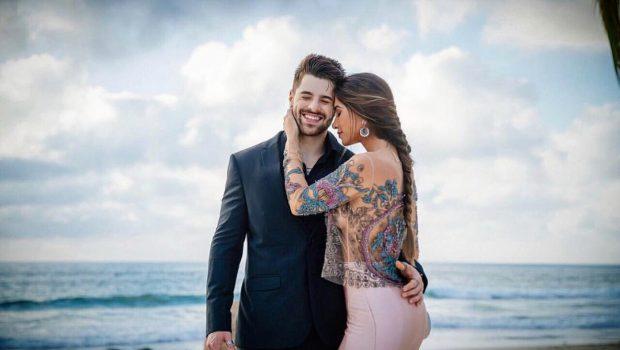 Alok anuncia casamento com Romana Novais