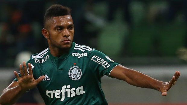 Borja faz três, Palmeiras vence em casa e faz melhor campanha da Libertadores