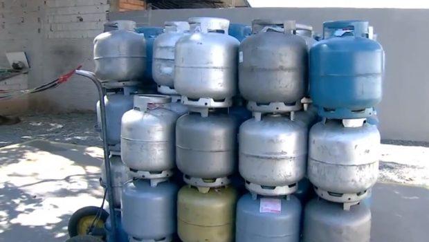 Greve dos Caminhoneiros provoca falta de gás de cozinha no Estado