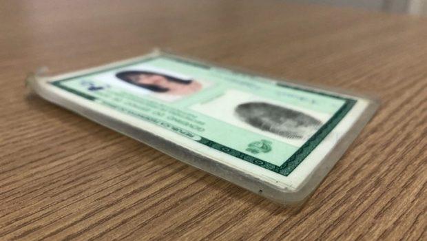 Morador de Aparecida pode pedir carteira de identidade pela internet a partir desta segunda-feira (10)