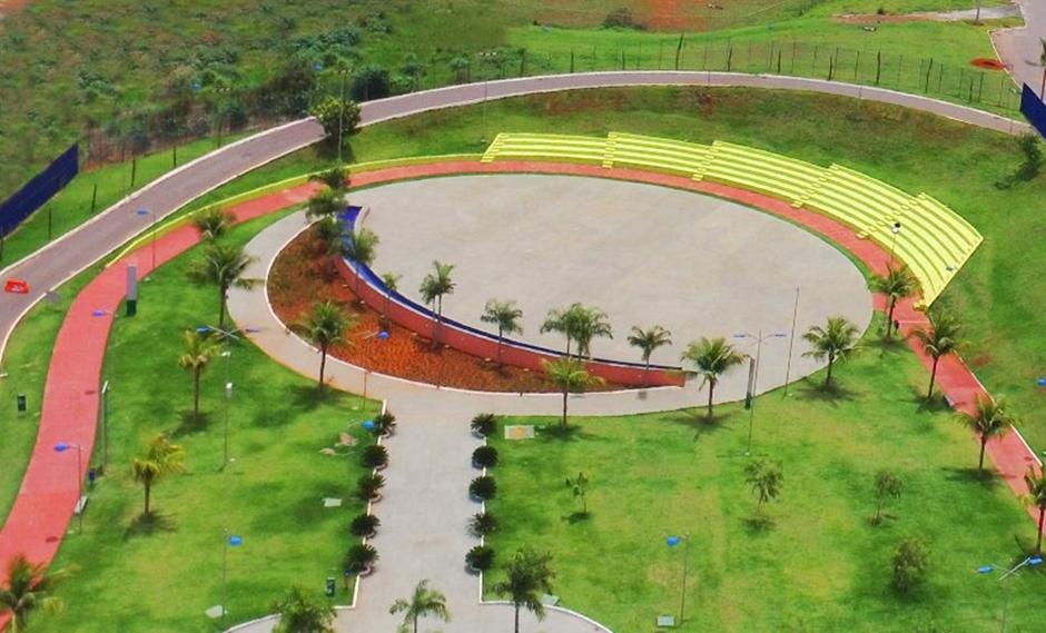 Aula gratuita de patins começa neste sábado no Parque Marcos Veiga