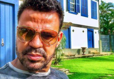 Cantor Eduardo Costa se desculpa após xingar Fernanda Lima nas redes sociais