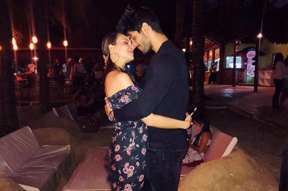 Três meses depois, ex-BBB Lucas reata com sua noiva, Ana Lúcia