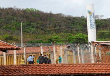 Um morre e outro foge, durante tentativa de resgate de presos, em Trindade