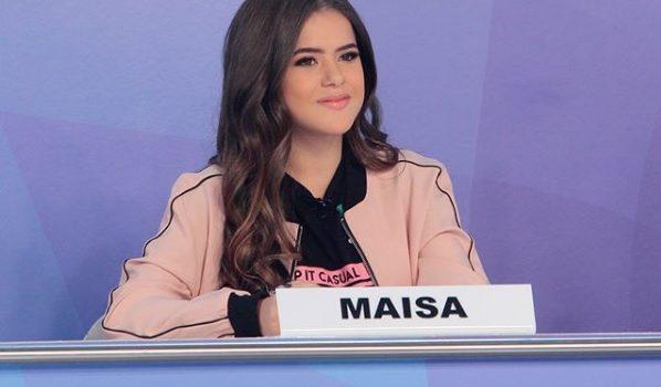 Maísa Silva comandará novo programa do SBT