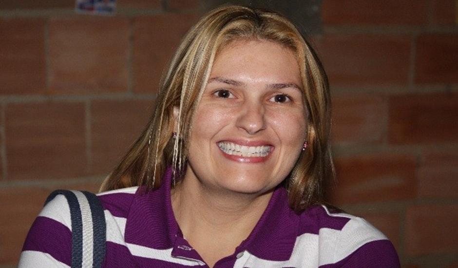 A advogada Michelle Muniz foi assassinada com tiros, em uma distribuidora de bebidas, em 2012 (Foto: Divulgação)