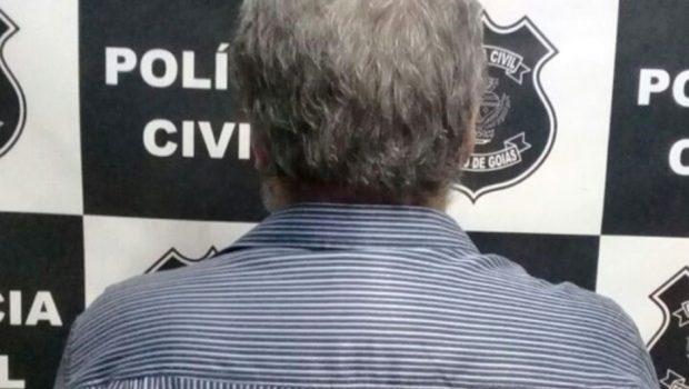 Homem é preso por estupro de vulnerável, em Morrinhos