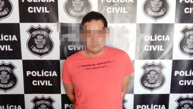 Homem é preso suspeito de aliciar menores e armazenar pornografia infantil, em Alexânia