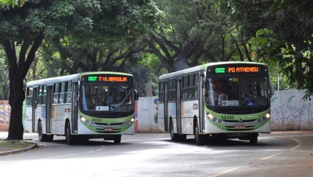 Transporte coletivo volta a circular em horário normal nesta segunda-feira (4), em Goiânia
