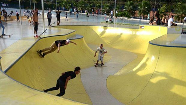 Parque Marcos Veiga Jardim promove atividades esportivas neste sábado (5)