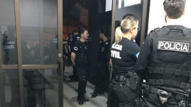 Polícia Civil faz operação contra rede de pedofilia em Goiás