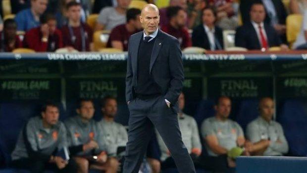 Zidane anuncia que não é mais técnico do Real Madrid