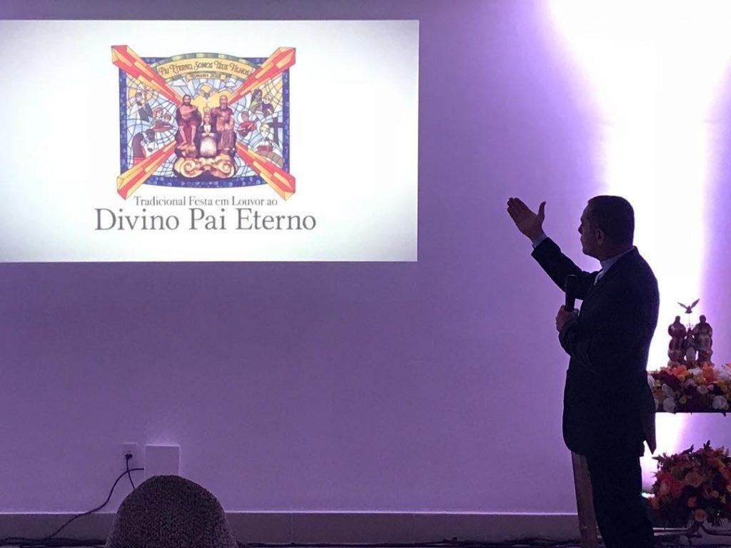 """Com tema """"Pai Eterno, somos Teus Filhos"""", Romaria 2018 começa em 22 de junho"""