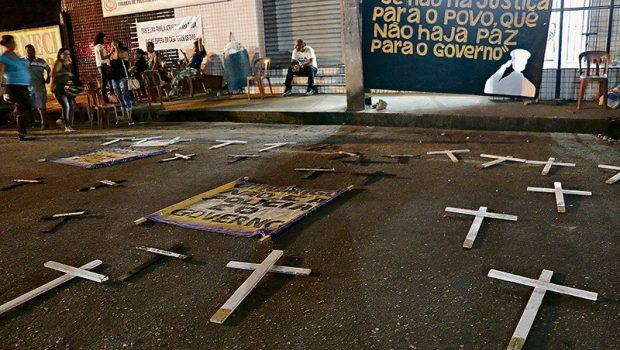 Grande Belém registra 20 mortes após assassinato de policial militar